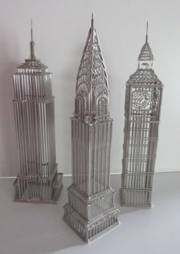 Details about Doodles Destinations Empire State Building