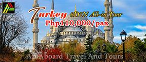 Turkey tour package