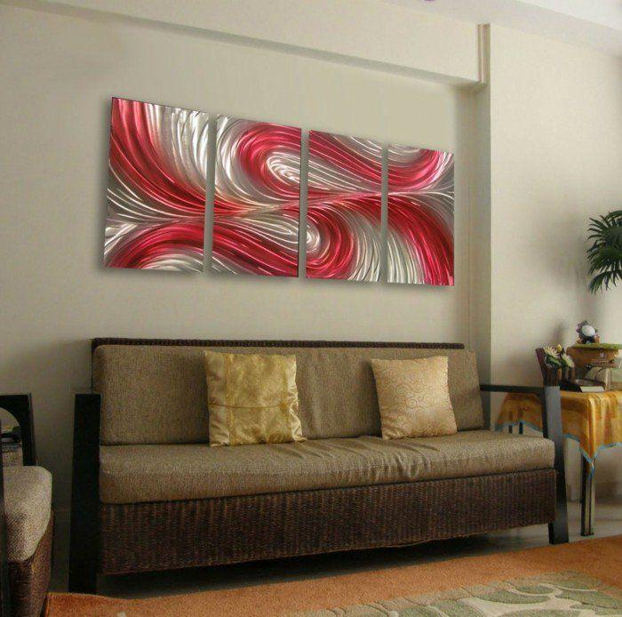 25+ best ideas about wandbilder wohnzimmer on pinterest   regal ... - Wandbilder Wohnzimmer Modern