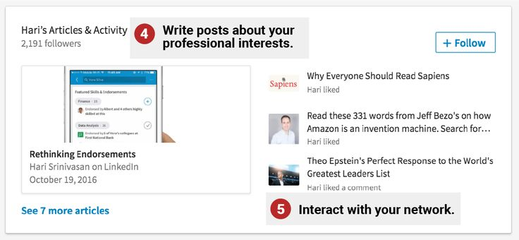 How to make a LinkedIn page that wows recruiters, according to the guy who just overhauled its design