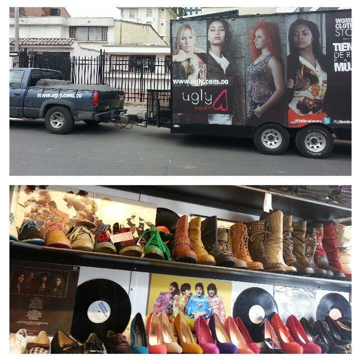 #UniqueStyle #Zapatos #TiendaMovil #Bogota #Colombia #UniqueFashion #fashion #mujer