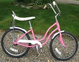 I had this bike when I was little.  ;)
