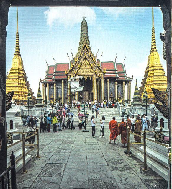 Tempat Wisata Menarik Antara Chiang Main & Bangkok Rekreasi