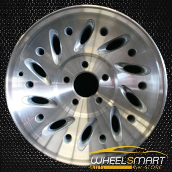 15 Ford Ranger Oem Wheel 1998 2001 Machined Alloy Stock Rim 3261 Oemrims Wheelsmartrims Oemwheels Wheelsforsale Oem Wheels Ford Ranger Wheel