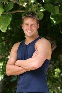 Jonathan Libby - Survivor: Palau; placement: 20th.