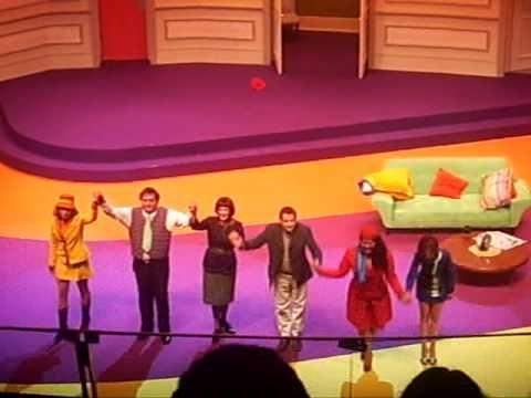 Aqui en la Obra Teatral BOEING BOEING (Teapro Peruano Japones) #FINAL