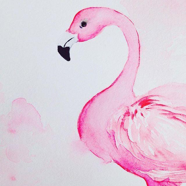 I strut like a flamingo on a Saturday!