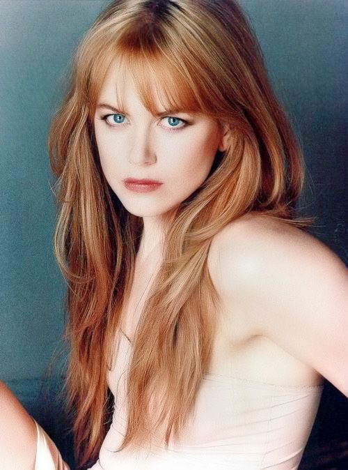 Gorgeous young Nicole Kidman - a timeless beauty inside and out