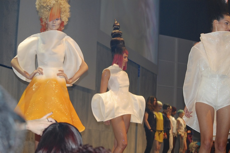 Runway couture in London