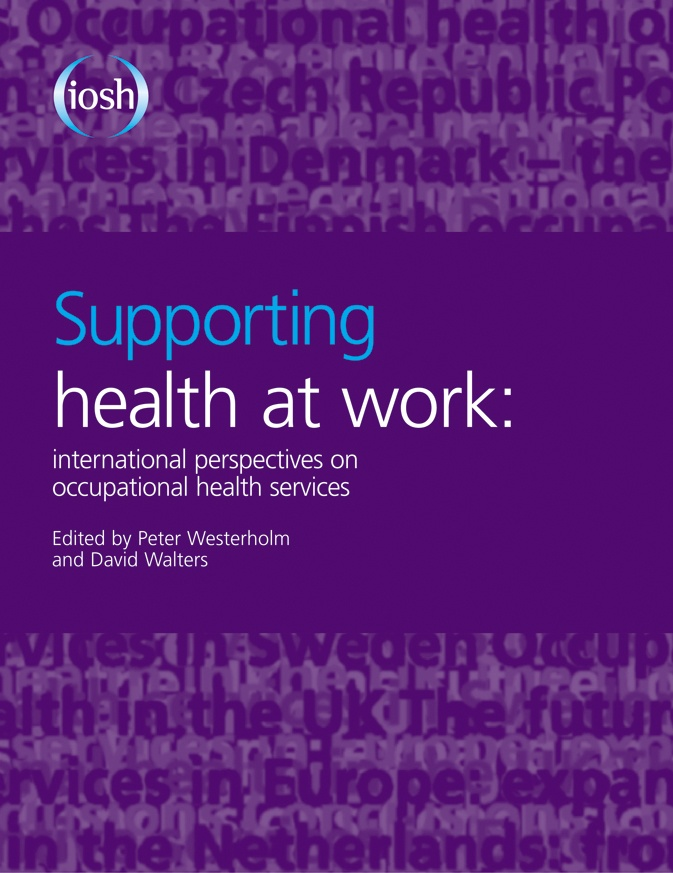 In recent years, there's been a growing recognition among academics, health and safety agencies, employers and trade unions of the importance of occupational health. While many countries have seen significant reductions in deaths and injuries in the workplace, the rate of work-related ill health remains stubbornly high.