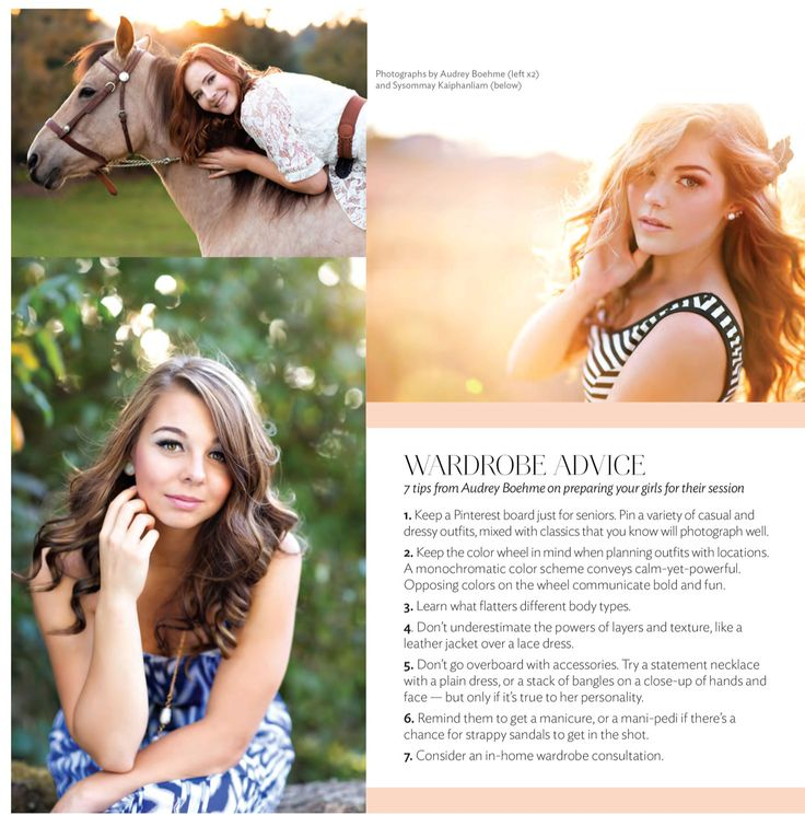 Senior Photography: Top Tips from Top Photographers | Click Magazine, myclickmagazine.com