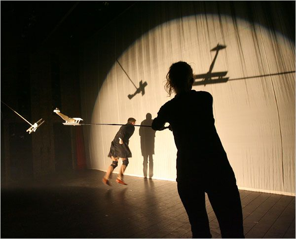 39 steps shadow puppets - Google Search