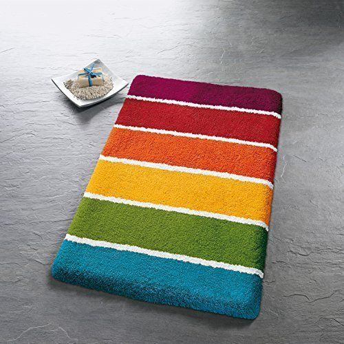 "Kleine Wolke ""SELECT"" Multi Colour Bath Mat 60x90cm, http://www.amazon.co.uk/dp/B00OZTGNIU/ref=cm_sw_r_pi_awdl_J-30wb0R5D3JB"