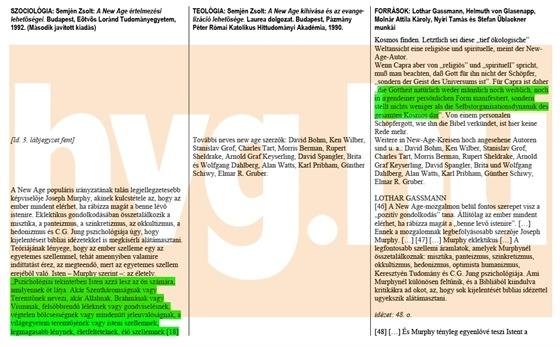 Itthon: Plágiumügy: több szerző műve is visszaköszön Semjén szociológia dolgozatában - HVG.hu