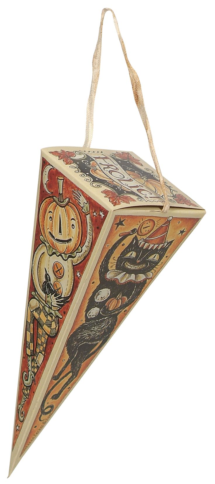 Vintage halloween window decorations - The Vintage Halloween Store Frighteningly Fabulous Favors Loot Containers
