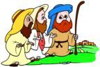 "On the Road to Emmaus | Children's Sermons from Sermons4Kids.com Google search : ""Road to emmaus for kids"" for more lesson plans"