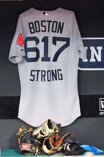 Boston Red Sox jersey, Boston Strong, One Boston
