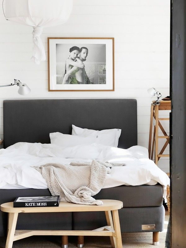 A Minimalistic Room With Neutral Tones Can Tend To Feel Cold Or Bland, But  Thereu0027s One Foolproof Trick That Remedies This Every Time: Texture.