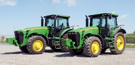 New and used 4WD tractors for sale at Ritchie Bros. unreserved auctions