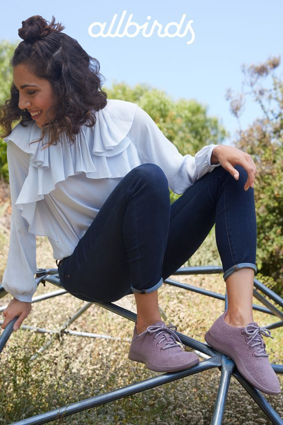 Shoes for those on the move - the Wool Runners from Allbirds. Try them and see why they've been called 'The World's Most Comfortable Shoes.