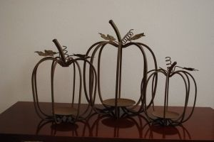 Pumpkins by lucille