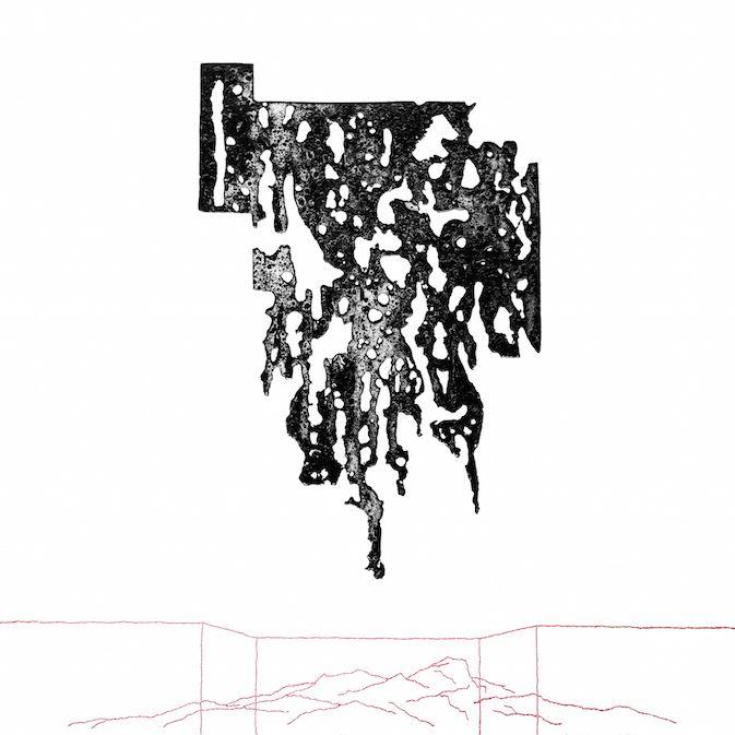 Scintillement I. est une gravure de León Garreaud de Mainvilliers, à découvrir en vidéo sur notre galerie en ligne, dans le cadre de l'exposition Mémoires Visuelles