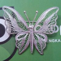 Bros Silver Plated kode : BR. PHT. 03