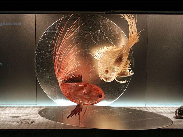 Mikimoto, Ginza, Tokio   Sea Lover´s dance...    ミキモト 本店