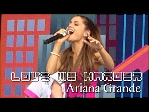 Love Me Harder Ariana Grande  The Weeknd [Lyrics]