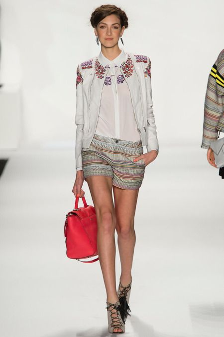 Rebecca Minkoff   Spring 2014 Ready-to-Wear Collection   Style.com
