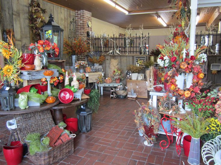 Fall Home Decor available at Owens Flower Shop (Lawrence, KS)