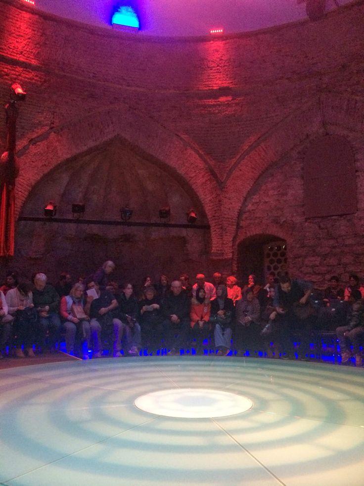 Istanbul MUST do: something beautiful & hypnotic