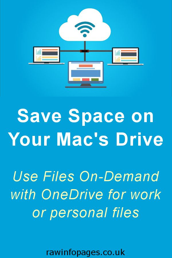 How to use OneDrive Files On Demand for Mac  Easy guide | Technology