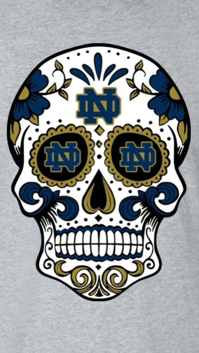 469 best notredame images on pinterest notre dame for Notre dame tattoos