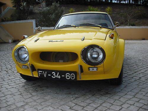1967 Toyota S 800