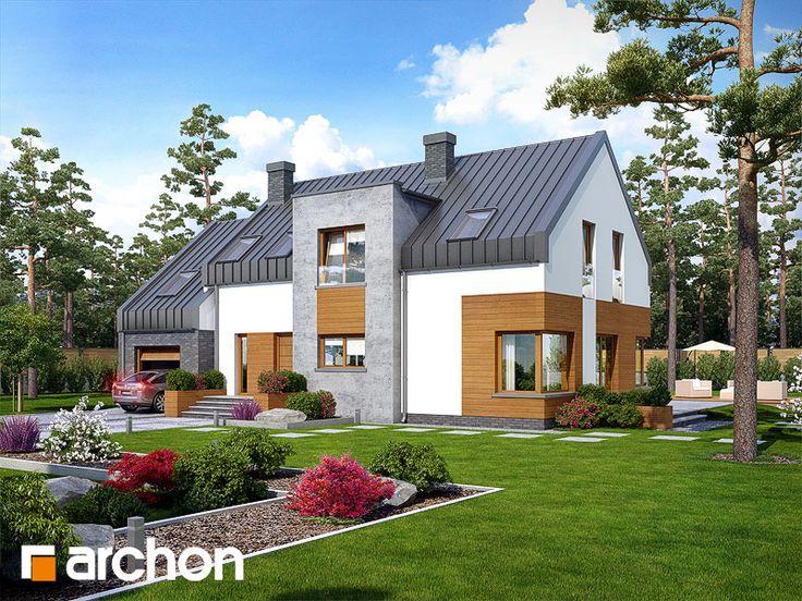 projekt Dom w moliniach Stylizacja 3