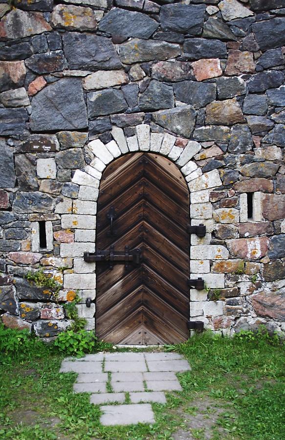Door to the unknown