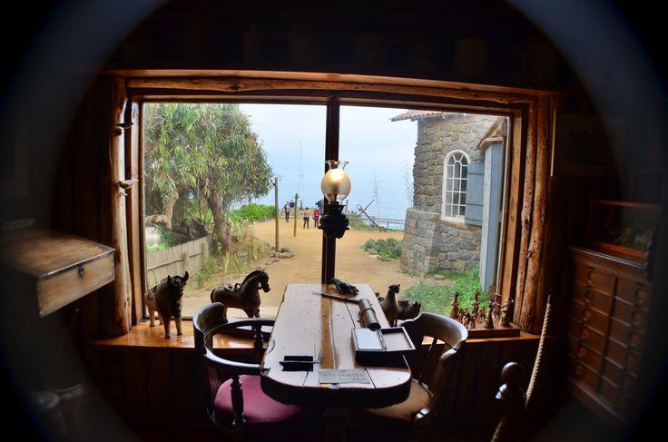 Casa de Neruda, Isla Negra, Chile