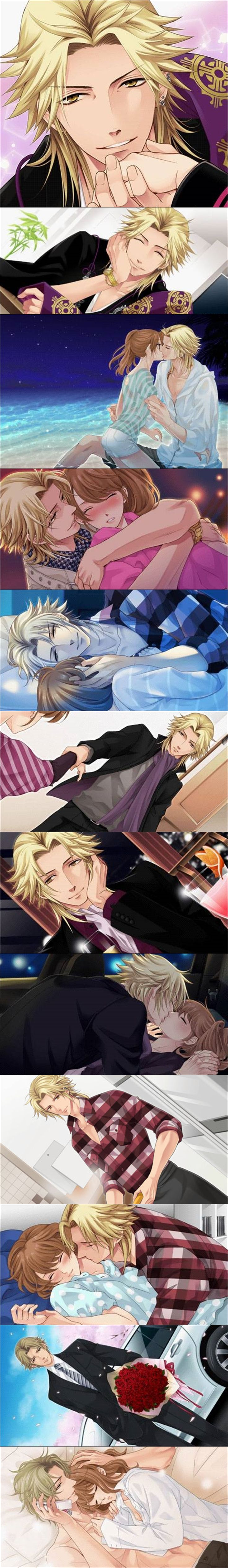 Brothers Conflict - Kaname and Ema