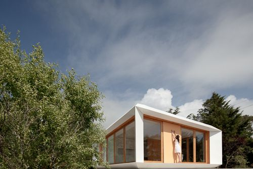 Beloni Minard    wwwarts-et-metiersnet musee modele-charpente - maquette de maison a construire