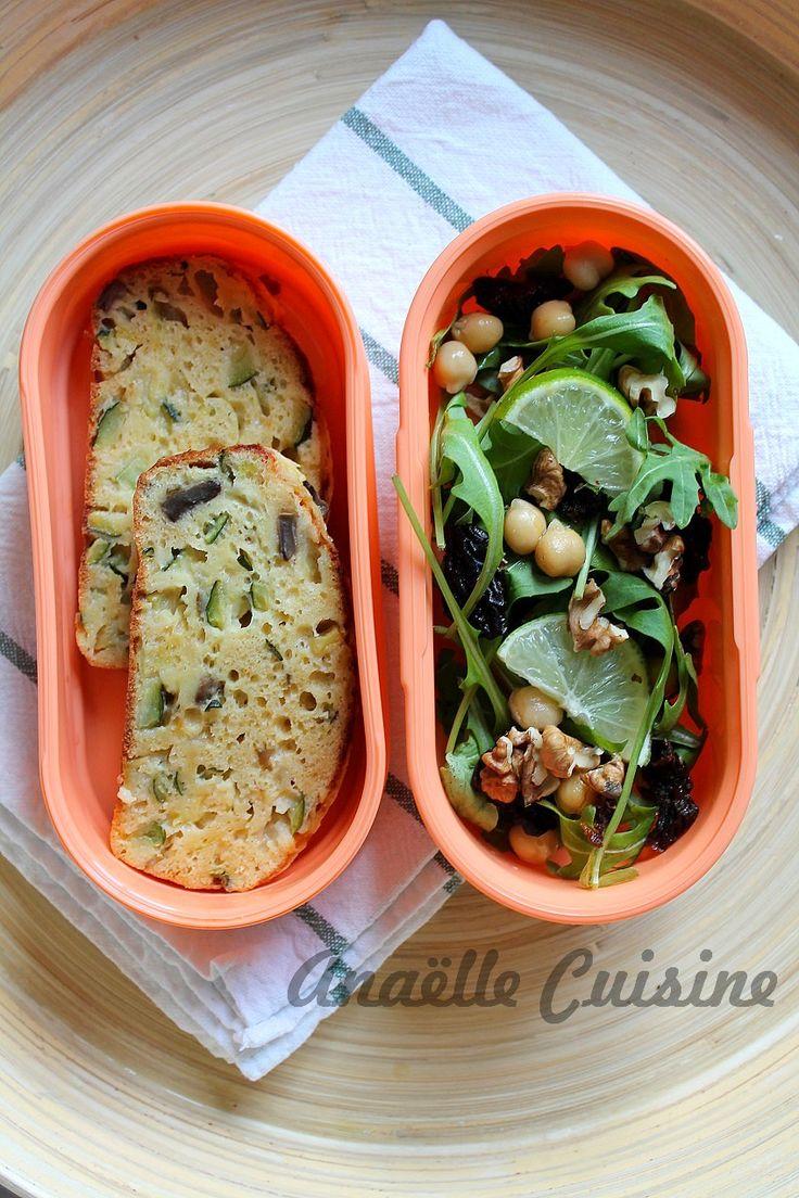 Anaëlle Cuisine : 3 idées de lunch box pour emmener au bureau (sans gluten)