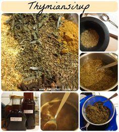 Rezept für Thymiansirup