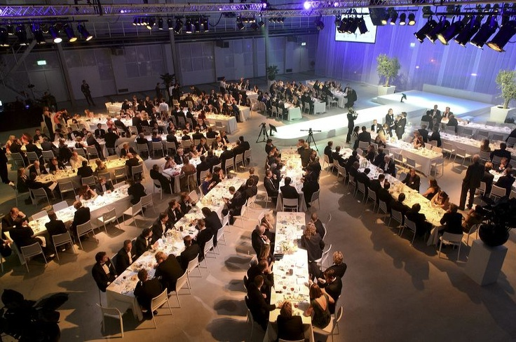 Deloitte Fast50 award ceremony