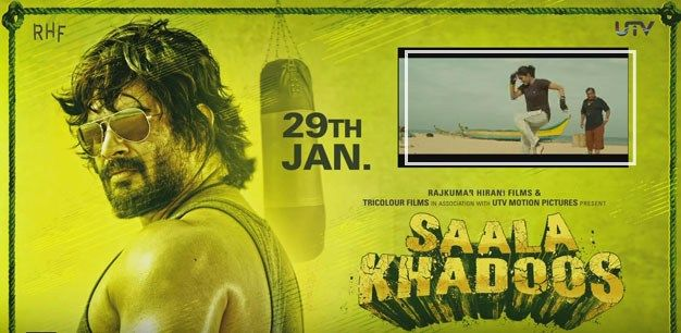 "R. Madhavan starrer film ""Saala Khadoos's"" official trailer released - Cine Newz"