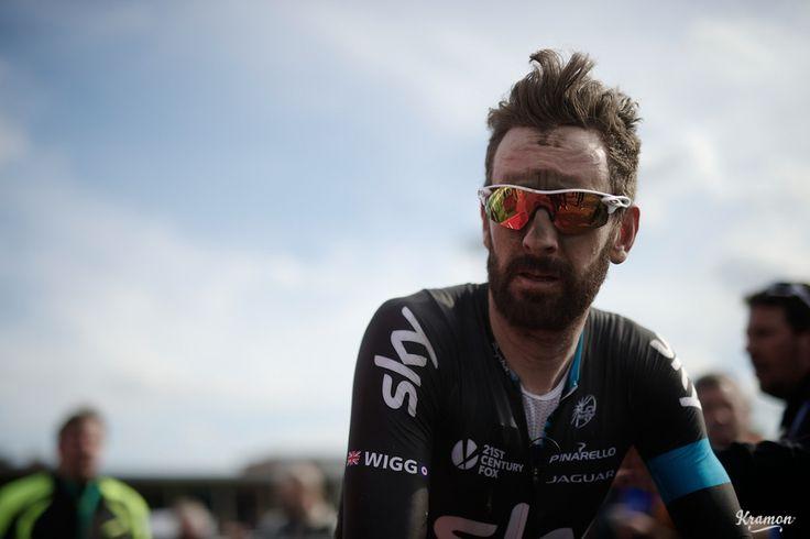 And so Bradley Wiggins' time with Sky comes to an end. Paris-Roubaix through the lens of Kristof Ramon