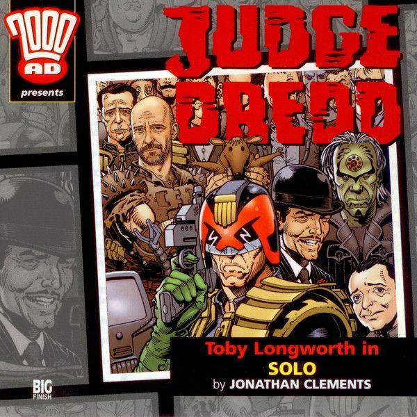 18. Judge Dredd: Solo
