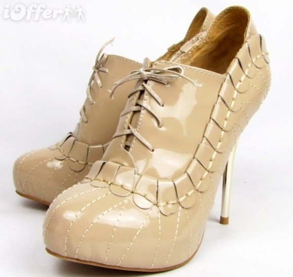 .Love: Shoes, Shhhh Oooh