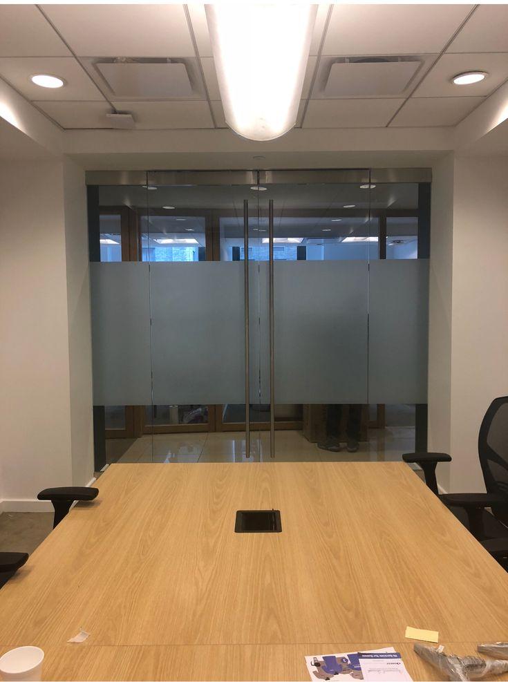 Decorative window film application Window film privacy