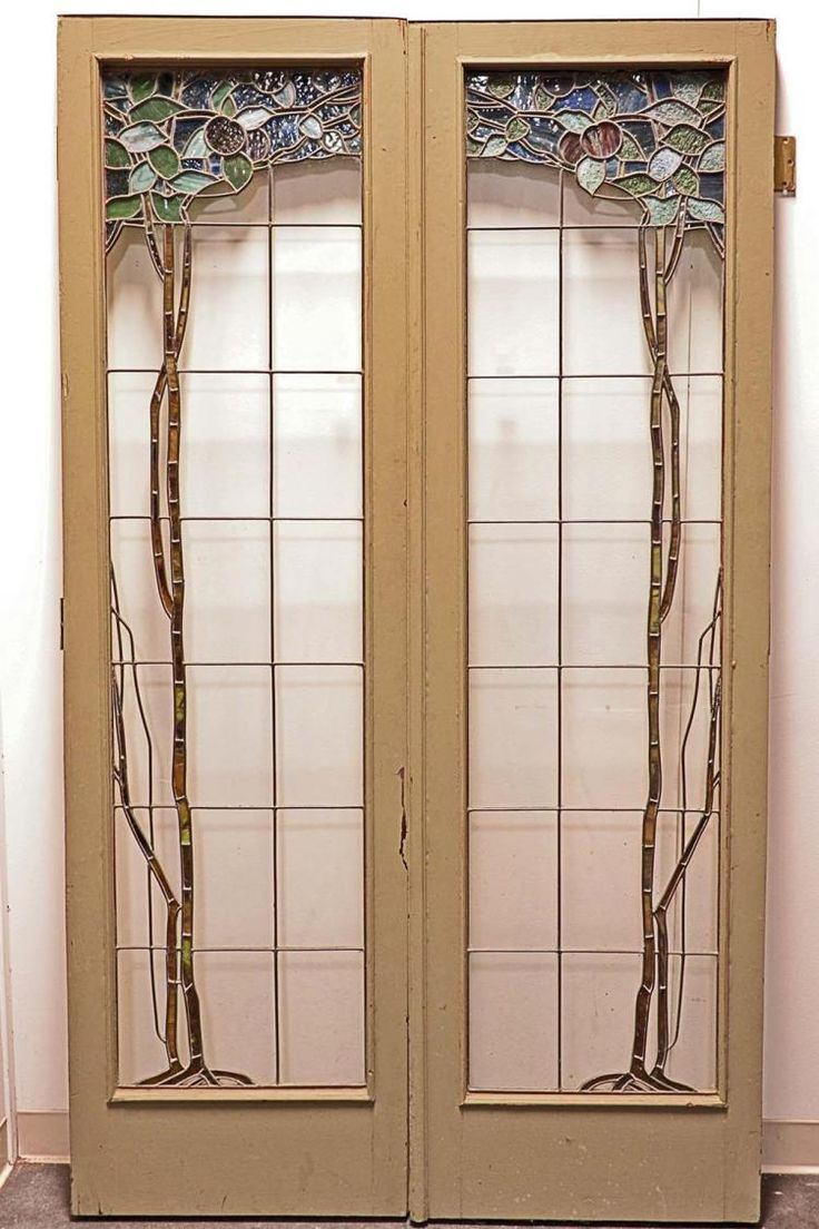 297 best images about on pinterest window leaded for Interior passage doors