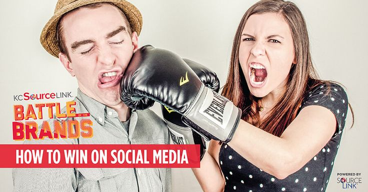 Battle of the Brands how to win on social media